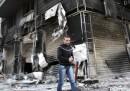 L'assalto a Latakia, Siria