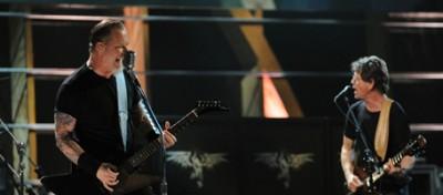Il disco di Lou Reed con i Metallica