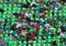 La partita interrotta dagli spari in Messico
