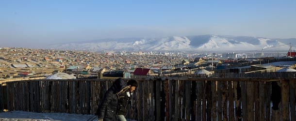 MNG: Mongolians Fight For Survival In Extreme Cold