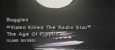I video in onda il primo giorno di MTV