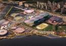 L'avveniristico Parco Olimpico di Rio