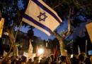 Il terzo weekend di proteste in Israele