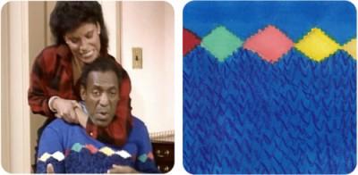 Tutti i maglioni di Bill Cosby