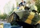 Il sindaco di Vilnius contro le auto in divieto di sosta