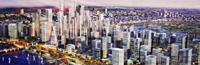 Manhattan in Cina