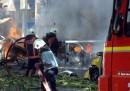 La bomba ad Ankara