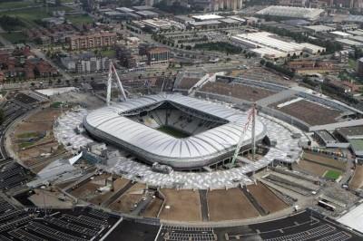 Apertura Juventus Stadium
