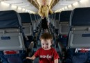 Come si riempie prima un aereo?