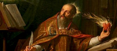 Gli ebook e sant'Agostino