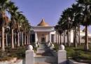 Il palazzo di Mutassim Gheddafi