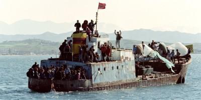 I dischi volanti in Albania