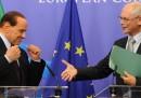 Berlusconi a Bruxelles, ma dovrà tornare