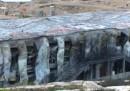 La rivolta a Lampedusa