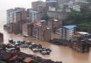 In Cina continua a piovere (foto)