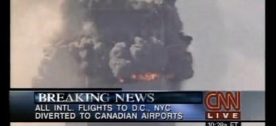 Tutto l'11 settembre in tv