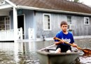 La Louisiana sott'acqua
