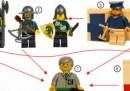 La crisi dell'euro spiegata con il Lego
