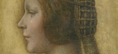 La principessa è di Leonardo da Vinci