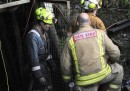 I minatori intrappolati in Galles