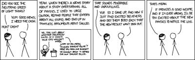 La scoperta del secolo è già contestata, da un fumetto