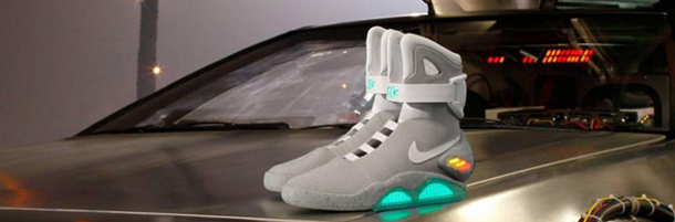 scarpe nike back to the future prezzo
