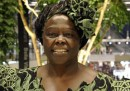 È morta Wangari Maathai