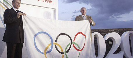 Olimpiadi 2020 paesi candidating