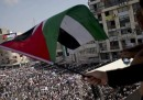 Le manifestazioni in Palestina