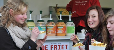 La crisi delle patatine belghe