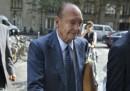 Il processo contro Jacques Chirac