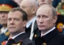 Putin si ricandida a presidente russo