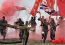 La battaglia sul fiume Nakdong