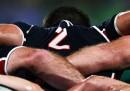 Le foto più belle dei mondiali di rugby