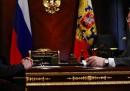 Medvedev criticato da un suo ministro