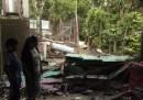 Le foto del terremoto in Guatemala