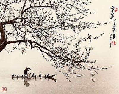 Una Cina bellissima che sembra disegnata