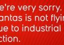 Perché oggi Qantas non vola