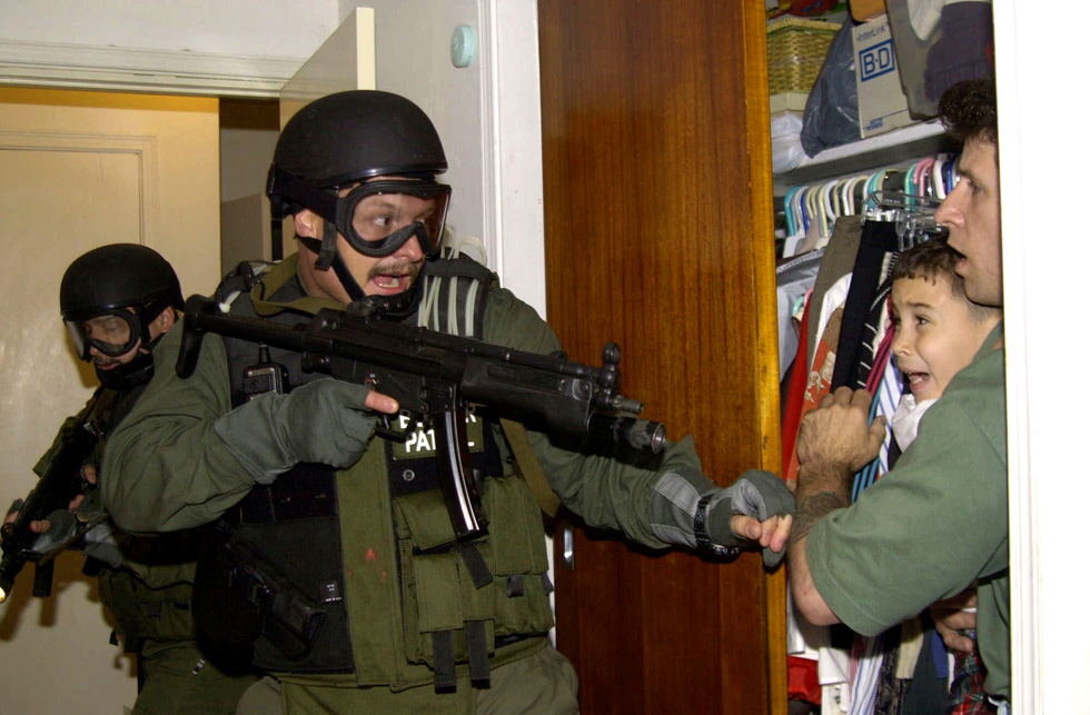 Elián González - 22 aprile 2000