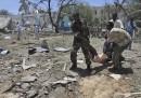 L'esplosione a Mogadiscio