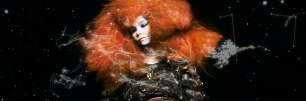 Il nuovo disco di Björk in streaming