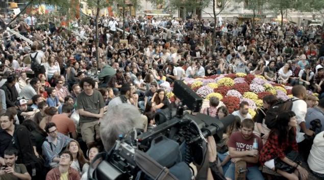 Il pronto soccorso la mensa e il massaggiatore di occupy for Ufficio wall street