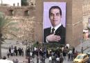 Un manifesto di Ben Ali per convincere i tunisini a votare