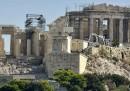 La Grecia è ferma