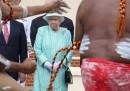 La Regina dall'altra parte del mondo