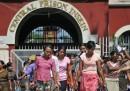 La Birmania ha liberato i primi prigionieri