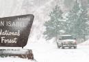 La neve in Colorado