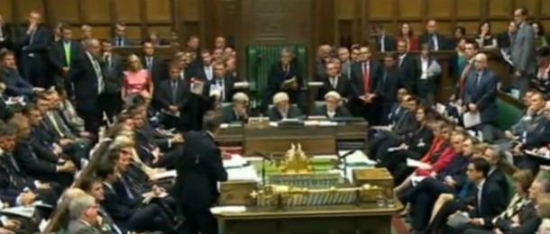 I parlamentari inglesi e twitter il post for I parlamentari