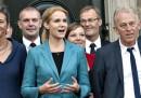 Il nuovo governo della Danimarca