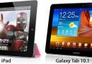 Apple ferma il tablet di Samsung in Australia